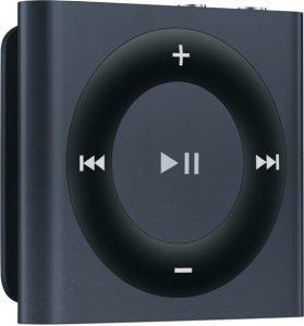 Apple iPod shuffle 2 GB digitaalinen soitin, harmaa. Rajoitettu poistoerä!
