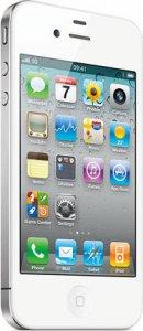 Apple iPhone 4 8GB, valkoinen (lukitsematon),