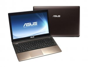 """Asus A55A 15.6""""/HD/Intel i5-3210M/4GB/500G/Windows 8 -kannettava tietokone"""