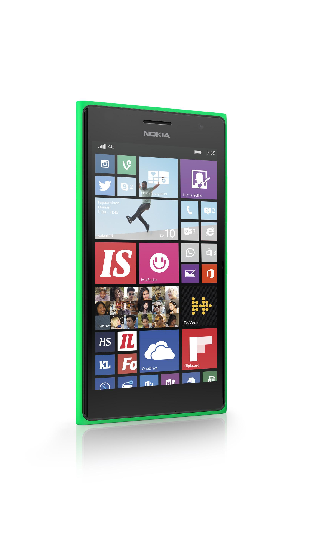 Nokia Lumia 735 Windows Phone puhelin, vihreä | Windows phone | Puhelimet | Verkkokauppa.com