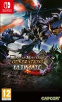 Monster Hunter Generations Ultimate -peli, Switch