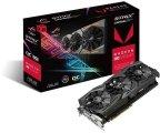 Asus ROG-STRIX-RXVEGA64-O8G-GAMING 8 Gt PCIe -näytönohjain