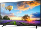"ProCaster 50UNB801H 50"" Ultra HD 4K Smart LED -televisio"