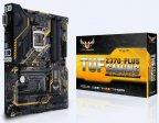 Asus TUF Z370-PLUS GAMING Intel Z370 LGA1151 ATX-emolevy
