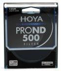 Hoya 82 mm PROND500 -harmaasuodin