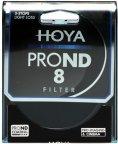Hoya 58 mm PROND8 -harmaasuodin