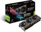 Asus GeForce GTX 1060 STRIX-GTX1060-O6G-GAMING 6144 Mt -näytönohjain PCI-e-väylään