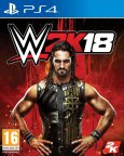 WWE 2K18 -peli, PS4