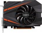 Gigabyte GeForce GTX 1080 Mini ITX 8G  8192 Mt -näytönohjain PCI-e-väylään