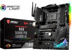MSI B450 GAMING PRO CARBON AC AM4 ATX-emolevy