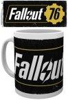 MUG Keraaminen Fallout 76 -muki