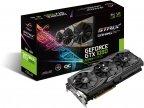 Asus GeForce GTX 1080 ROG-STRIX-GTX1080-O8G-11GBPS 8192 Mt -näytönohjain PCI-e-väylään