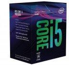 Intel CORE i5-8600 3,1 GHz LGA1151 -suoritin, boxed