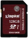 Kingston 128 Gt SDXC UHS-I U3 muistikortti
