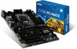 MSI Z170A PC MATE Intel Z170 LGA1151 ATX-emolevy