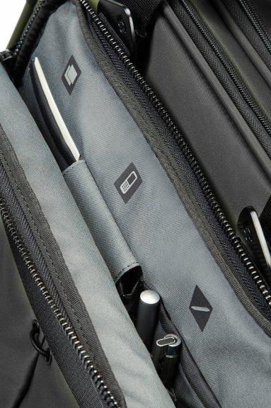 Oulun Laukku : Samsonite cityvibe expandable bailhandle laukku