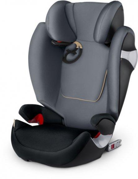 cybex solution m fix turvavy istuin 2017 15 36 kg graphite black turvavy istuimet 15. Black Bedroom Furniture Sets. Home Design Ideas