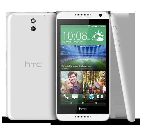 HTC Desire 610 Android puhelin, valkoinen | Android | Puhelimet | Verkkokauppa.com