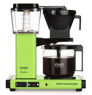 Moccamaster fresh green