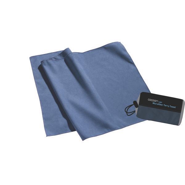 cocoon microfiber towel blue xl mikrokuitupyyhe. Black Bedroom Furniture Sets. Home Design Ideas