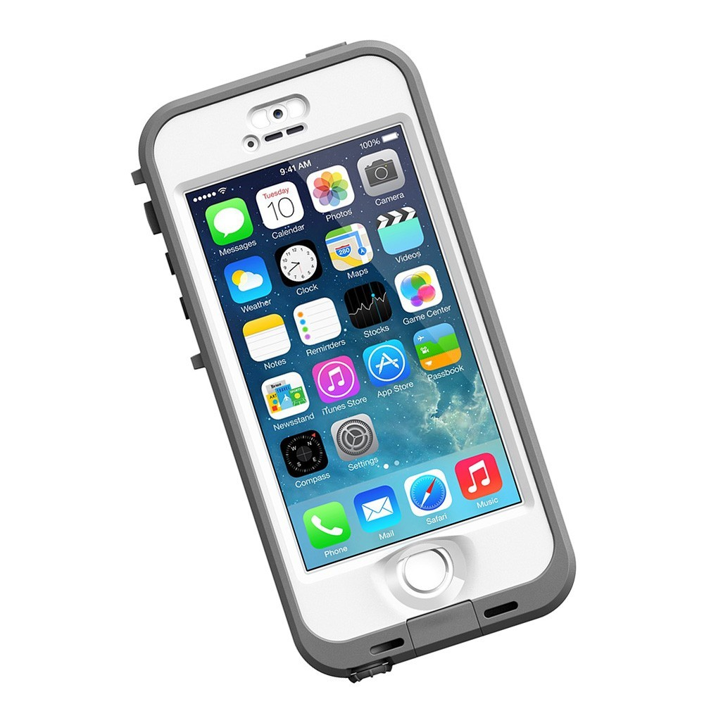 iphone 5s lifeproof nuud lifeproof nuud suojakotelo apple iphone 5 5s se 3371