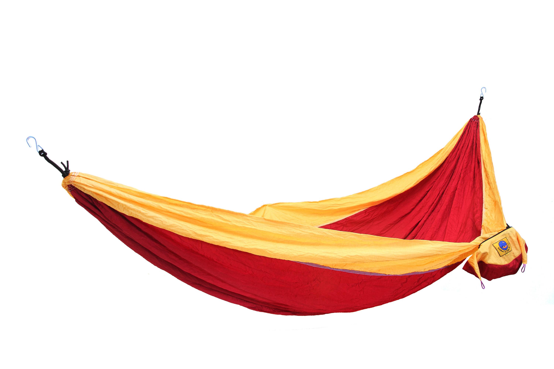 ticket to the moon single hammock laskuvarjokankaasta. Black Bedroom Furniture Sets. Home Design Ideas