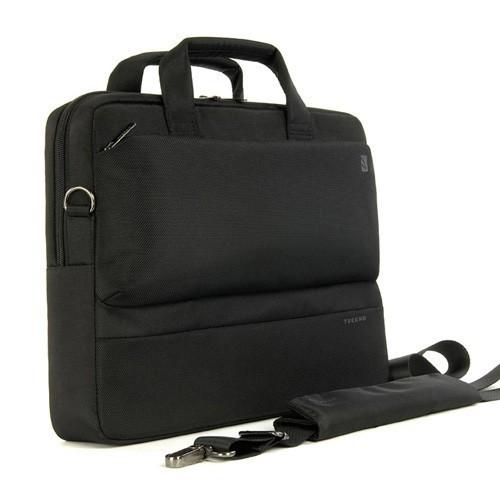 Tietokone Laukku 14 : Tucano dritta quot kannettavan tietokoneen laukku musta